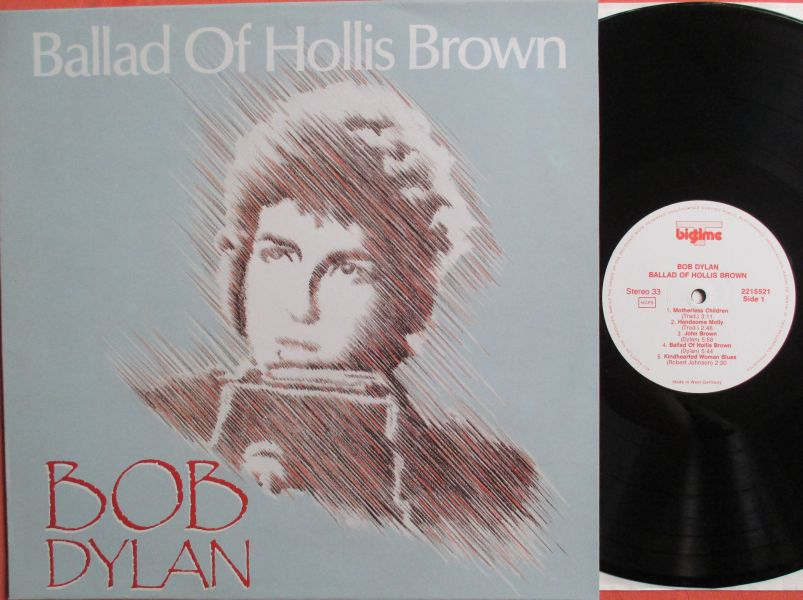 Bob Dylan - Ballad Of Hollis Brown