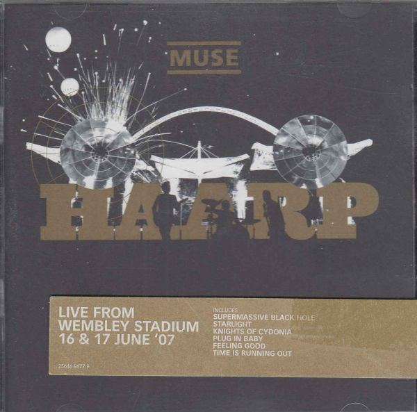 live from Wembley Stadium 16 & 17 June 2007