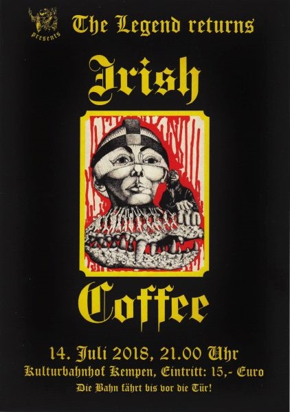 Irish Coffee KuBa 2018