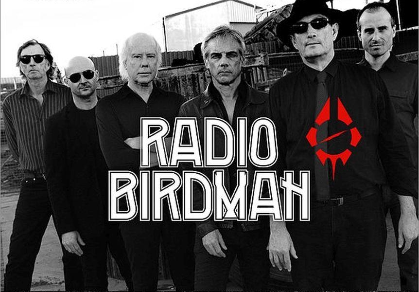 Radio Birdman 2016