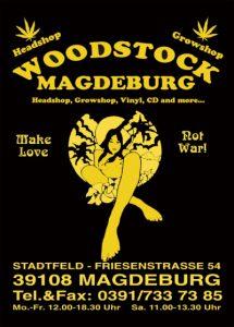 Woodstock Magdeburg